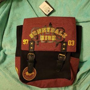 Buffy Vampire Slayer mini backpack NWT